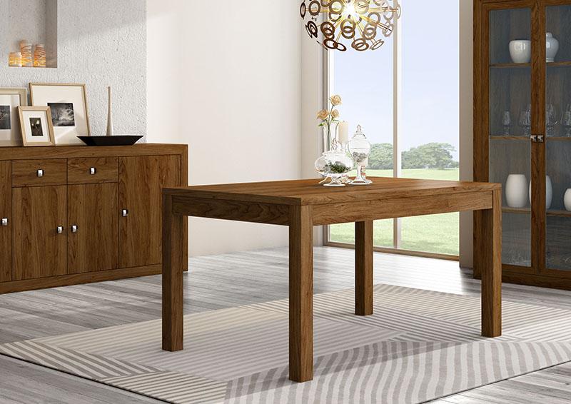 Cómo elegir tus muebles de salón? Mesa de comedor pieza clave